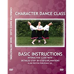 Character Dance Class