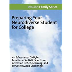 Preparing Your Neurodiverse Student for College