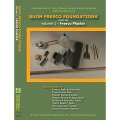 Buon Fresco Foundations: Volume 1 Fresco Plaster