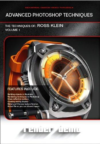 The Techniques of Ross Klein Volume 1: Advanced Photoshop Techniques