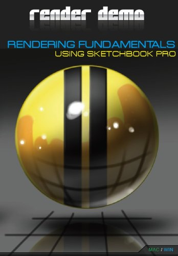 Rendering Fundamentals using Sketchbook Pro