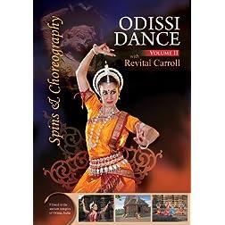 Odissi Dance Vol. II: Spins & Choreography