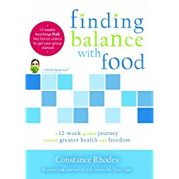 Finding Balance With Food Teachings