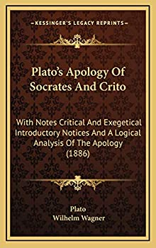 an analysis of platos apology and crito Analysis of plato's crito the life of socrates provides one example of a someone who seeks a justification for his or her moral actions socrates tries to use reason (rather than the values embedded in his culture) to determine whether an action is right or wrong.