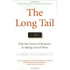 """The Long Tail"" book cover"