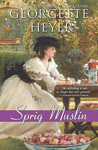 Sprig Muslin-Georgette Heyer