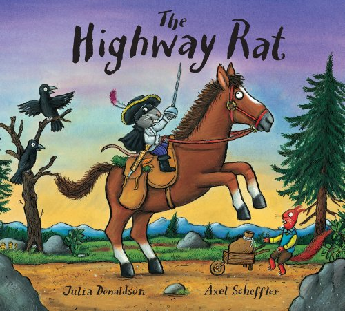 The-Highway-Rat-Julia-Donaldson-Axel-Scheffler