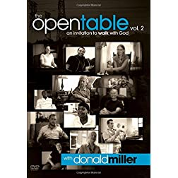 The Open Table: An Inivitation to Christian Spirituality Adult DVD Curriculum