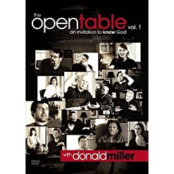 The Open Table DVD