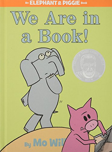 We Are in a Book!-Mo Willems