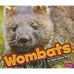 Wombats (Pebble Plus: Australian Animals) Sara Louise Kras