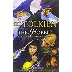 The-Hobbit-An-Illustrated-Edition-of-the-Fantasy-Class-Dixon-Charles-NEW-Lib