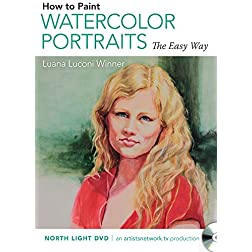 Portrait Painting from Life to Photography