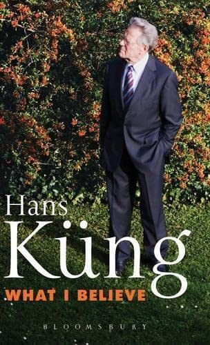 What I Believe-Hans Kung