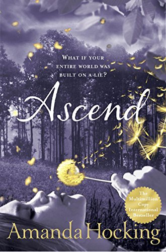 Ascend: Book Three in the Trylle Trilogy (Trylle Trilogy Young Adult Edn)-Amanda