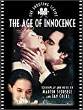 The Age of Innocence: The Shooting Script (Newmarket Shooting Script Series)