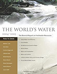 an analysis of the depletion of freshwater resources by peter gleick Gleick, ph the world's the biennial report on freshwater resources island press triggered increased concerns regarding the depletion timeline of.