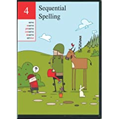 Sequential Spelling 4 on DVD-ROM [Interactive DVD]