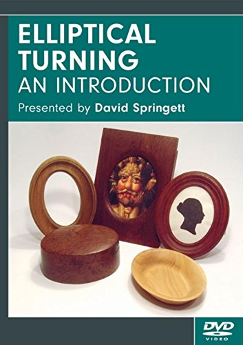 Elliptical Turning - An Introduction DVD