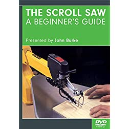 The Scrollsaw - A Beginner's Guide DVD