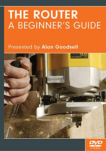 The Router - A Beginner's Guide DVD
