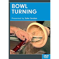 Bowl Turning DVD
