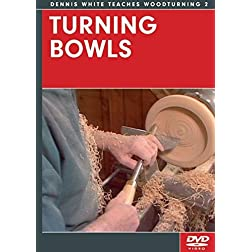 Turning Bowls DVD