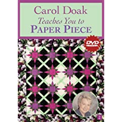 DVD Carol Doak Teaches You to Paper P: At Home with the Experts #2