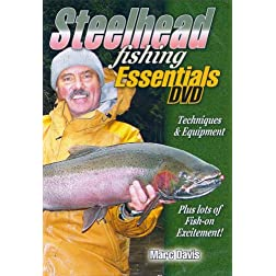 Steelhead Fishing Essentials - DVD