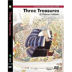 Three Treasures (DVD)