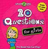 Spinner Books for Kids: 20 Questions for Girls (Spinner Books for Kids)