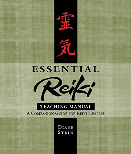 Essential Reiki Teaching Manual: An Instructional Guide for Reiki Healers-Diane