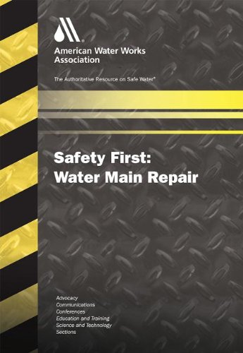 Water Main Repair, Safety First DVD