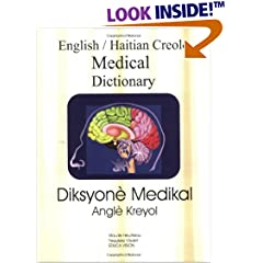 English Haitian Creole Medical Dictionary