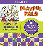Playful Pals: Level 1 (Now I'm Reading)
