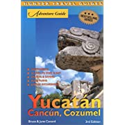 The Yucatan, Cancun & Cozumel (Adventure Guides Series)