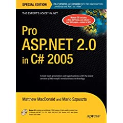 Pro ASP.NET 2.0 in C# 2005, Special Edition
