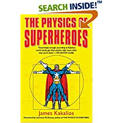 Physics od Superheros