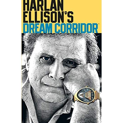 Harlan Ellison's Dream Corridor, Vol. 2 - Cover Art