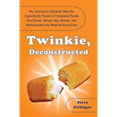 Twinkie - Deconstructed