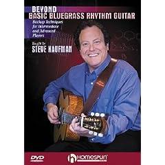 Beyond Basic Bluegrass Rhythm Guitar (DVD)