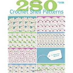 280 Crochet Shell Patterns by Darla Sims