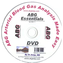 ABG Blood Gas DVD - Essentials of ABG DVD DN1.1