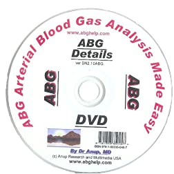 ABG Blood Gas DVD - Details of ABG DVD DN2.1