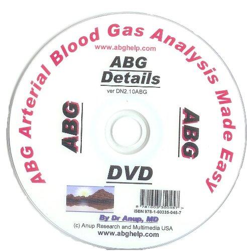 ABG Blood Gas DVD - Details of ABG DVD DN2.1