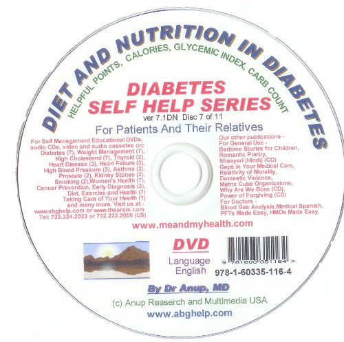 Diet, Nutrition and Diabetes - What to eat, how and why? DVD DN7.101DIAE