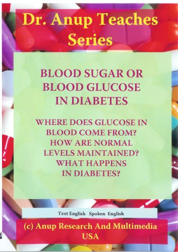 Blood Sugar or Blood Glucose. What is it? Where does it come from in our body? How normal levels are maintained? What heppens in diabetes?