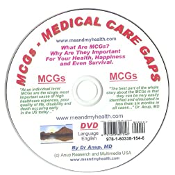 MCGs- Medical Care Gaps in Your Health Care