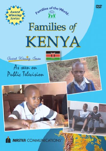 Families of Kenya (Families of the World)