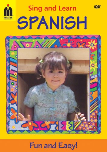 Sing and Learn Spanish (Home Video DVD)